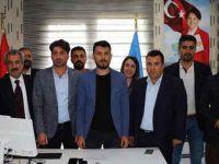 Şırnak İYİ Parti'de toplu istifa