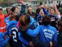 Hakkarigücü Kadın Futbol Takımı, Gaziantep ALG Spor'u 3-2 yendi