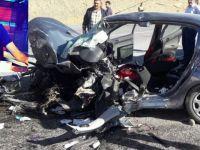 Feci kazada yaralanan Yüksekovalı Kaya, yaşam mücadelesini kaybetti