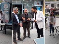 Hakkari'de 'Dünya El Yıkama ve Akılcı Antibiyotik Kullanımı' ekinliği