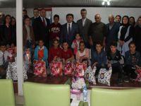 Hakkari'de Okul Destek Projesi tanıtım toplantısı