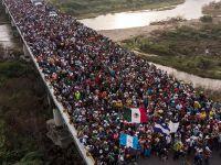 Trump göçmenleri ateş açmakla tehdit etti