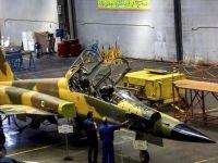 İran: Yerli savaş uçağımızı üretmeye başladık