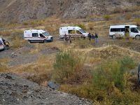 Hakkari'de 3 Polis Kazada Yaralandı