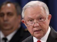 Trump: Adalet Bakanı Sessions istifa etti