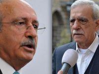 CHP'den 'Ahmet Türk'le görüşme' açıklaması