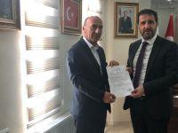 Mehmet Baş Ak Parti'de belediye başkan aday adayı oldu