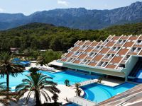 Quenns Park Resort Odaları Ve Diğer Olanakları