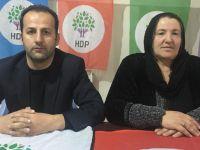 Yüksekova HDP'den yerel seçim açıklaması