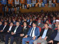 Hakkari Ak Parti  temayül yoklaması yaptı VİDEO