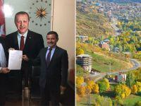 Ak Partili Fırat, Şemdinli için projelerini açıkladı!