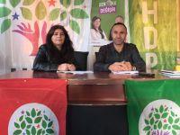 HDP Şemdinli'de kongreye gidecek!