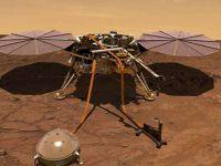 Mars'tan dünyaya ilk rüzgar sesi geldi