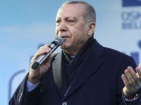 Erdoğan'dan 'Sarı Yelekliler' eleştirisi