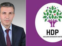 Güneç, HDP'den aday adayı oldu!