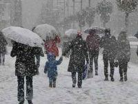 Meteoroloji'den uyarı: Kar yağışı geliyor