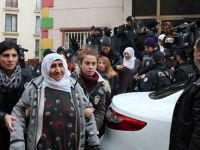 HDP Diyarbakır il binasına operasyon: 23 kadın gözaltına alındı!