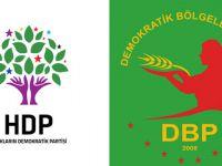 DBP ve HDP'den insan hakları günü mesajı