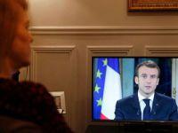 Macron Sarı Yelekliler hareketine seslendi: Sorumluluğumu kabul ediyorum