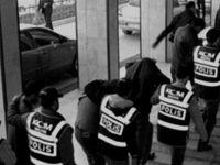 Hakkari'de ihaleye fesat operasyonunda 5 kişi tutuklandı
