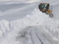Hakkari'de 2 köy ve 6 mezra yolu, ulaşıma kapandı