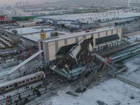 Ankara'da tren kazası: 9 ölü, 46 yaralı