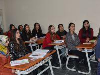 Vali Akbıyık'tan, üniversite adaylarına ziyaret