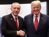 Erdoğan ve Trump'tan ortak açıklama: Bizim Kürtlerle bir sorunumuz yok