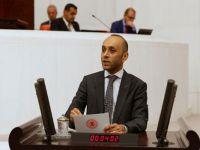 Dede'nin Yüksekova belediyesi için TBMM'ye verdiği önerge reddedildi