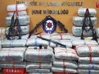 Çukurca, Jandarma Komutanı 1 Ton Uyuşturucuyla böyle Yakalandı