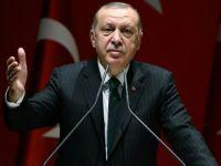 Erdoğan: Golan'ın işgalinin meşrulaştırılmasına izin vermeyiz