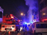 Ankara'da mobilya fabrikasında yangın: 5 işçi hayatını kaybetti