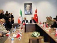 Türkiye - İran güvenlik toplantısı Esendere'de yapıldı