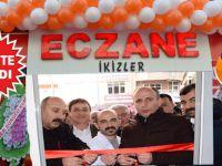Hakkari'de İkizler Eczanesi açıldı