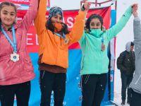Hakkarili sporcular Bitlis'ten 14 madalya ile döndü
