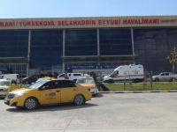 THY Yüksekova yolcularının bagajlarını unuttu