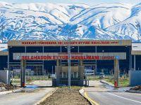 Yüksekova'da havalimanına 88 personel alınacak!