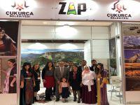 Çukurca Belediyesi 'Zap' markası ile EMITT fuarında