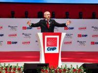CHP seçim bildirgesini açıkladı