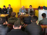 HDP Eş Başkan adayları gençlerle buluştu