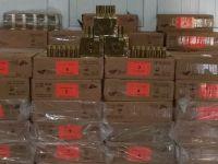 Şemdinli'de 24 bin av tüfeği ele geçirildi