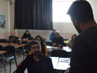 Yüksekova'da Farsça kursuna yoğun ilgi