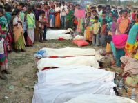 Hindistan'da 89 kişi kaçak içkiden öldü!