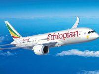Etiyopya Hava Yolları'na ait uçak düştü: 157 kişi öldü