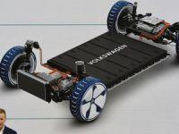 Volkswagen elektrikte hedef büyüttü: 70 yeni model, 22 milyon araç