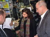 HDP'li Şık Hakkari'de seçim çalışmasında!