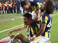 Fenerbahçe geriden gelerek kazandı