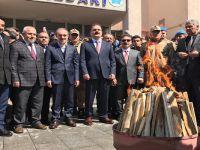 Hakkari'de Nevruz kutlandı VİDEO