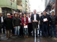 HDP Hakkari il örgütünden mitinge davet