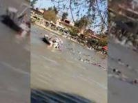 Dicle'de feribot faciası: 72 kişi öldü!